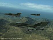 AC5 MiG-21bis Formation