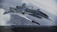 XFA-33 Fenrir loading screen