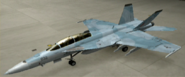 EA-18G Special color hangar