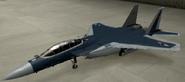 F-15E Knight color hangar