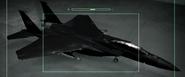 F-15E Razgriz color Hangar