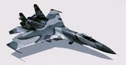 Su-27 Event Skin 01 Hangar 1