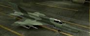 MiG-21bis Mercenary color hangar