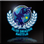 Blue Dragon Battle Emblem Icon