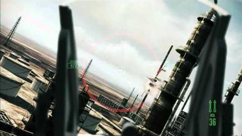 Ace Combat Assault Horizon - Featuring Close Range Assault