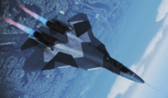 T-50 Event Skin 03 Flyby 2
