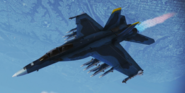F A 18F Event Skin 03 Hangar