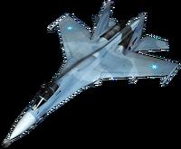 Su-27 Flanker (Aurelia)