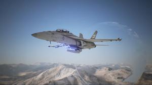 FA-18F Firing EML