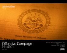 Offensive Campaign No.4101 Wallpaper 1280x1024
