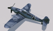 Bf 109 Event Skin 01 Hangar