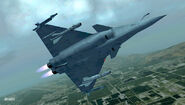 Rafale M ACX Flyby 4