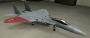 F-15C Pixy color hangar