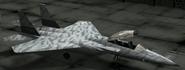 F-15E ace Gunn color Hangar