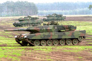 Leopard 2 A5 der Bundeswehr