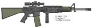 M16A5ICR