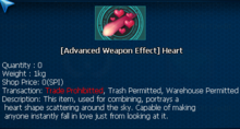 Heart trail
