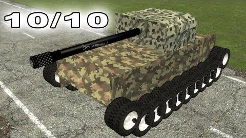 -GMod- the best tank
