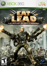 Eat Lead cover