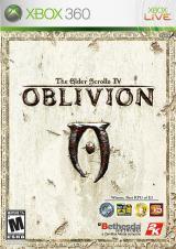 The Elder Scrolls IV Oblivion Boxart