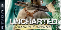 Uncharted: Drakes Fortune (Playstation 3)