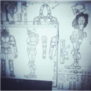 Robot Omangans