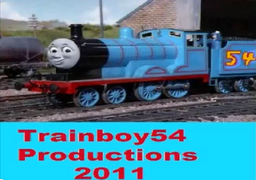 TB54 Productions Logo