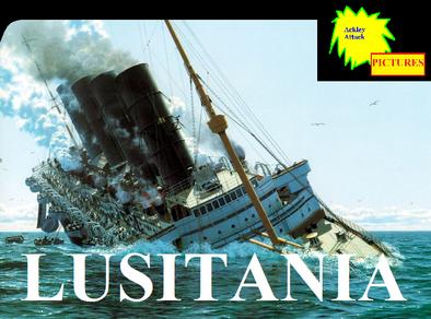 LUSITANIA Movie Poster