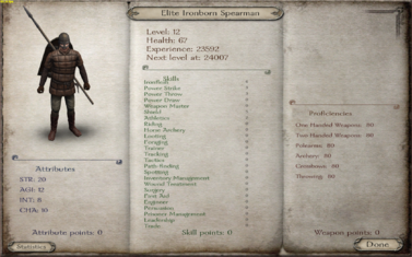 Elite Ironborn Spearman-0