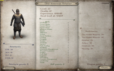 Elite Sisterman Retainer