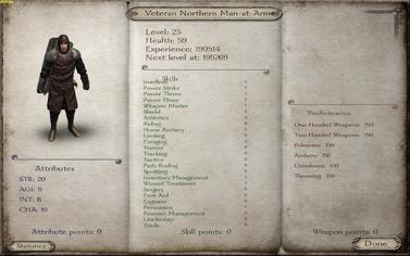 Veteran Northern Man-at-Arms-0