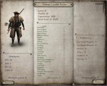Veteran Lorathi Archer