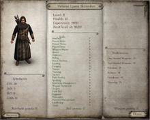 Veteran Lyseni Skirmisher