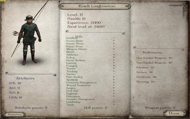 Reach Longbowman
