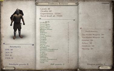 Ironborn Retainer-0