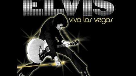 Elvis Presley Viva Las Vegas