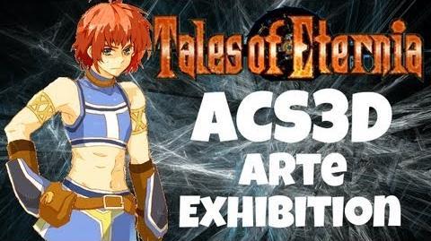 ACS3D Rid Hershel Arte Exhibition (v.0