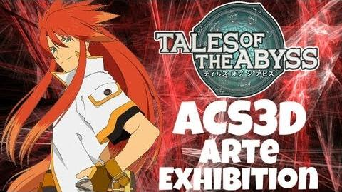 ACS3D Luke Fone Fabre Arte Exhibition (v.0.801)