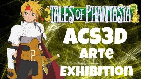 ACS3D Cless Alvein Arte Exhibition (v.0