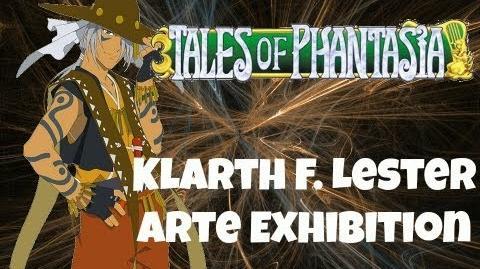 ACS Klarth F. Lester Arte Exhibition (v.5