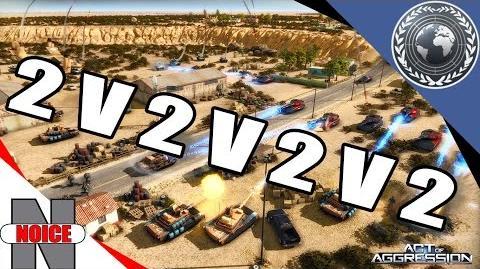 """""""2v2v2v2"""" Act of Aggression - Episode 3"""