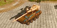 Stryker MGS