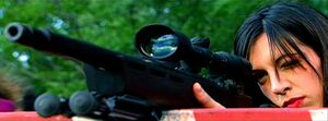 DA Cutscene M3 Sniper