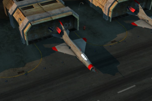 DA Ingame MiG-21