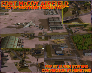 AOWMaps FortMcCoy Airfield
