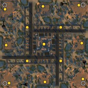 HT Map LostRunway
