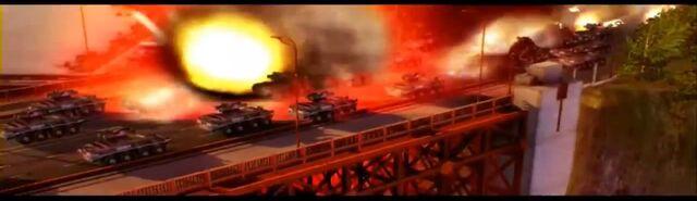 File:Armored column destroyed.jpg