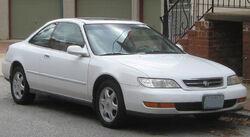 1997 Acura CL -- 01-28-2010