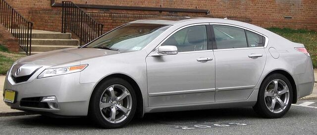File:2009-2011 Acura TL -- 03-11-2011.jpg