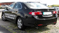 Honda Accord rear (2008)